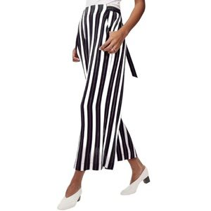 Aritzia Wilfred Faun Pant // Striped